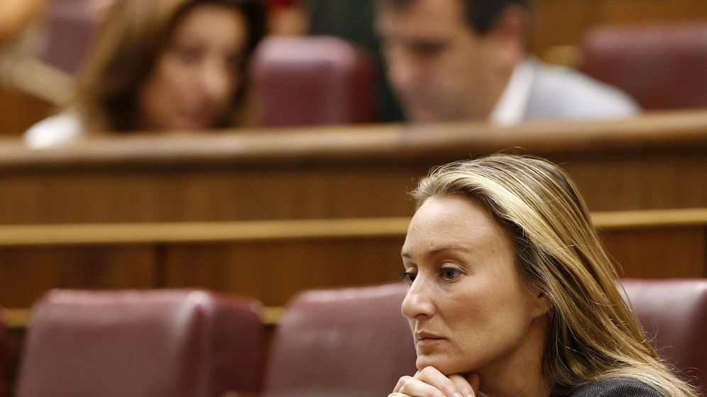 Foto: La exdiputada del PP Andrea Fabra. (EFE)