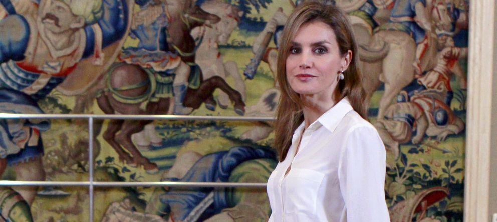 Letizia, la princesa europea con más 'trabajo'