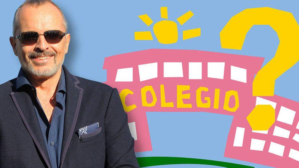 El misterio del colegio panameño de los hijos de Miguel Bosé