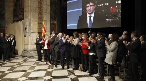 Puigdemont acompaña el Consell per la República con un parlamento virtual