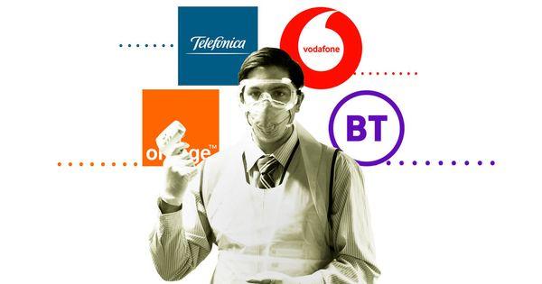 Telefónica, Vodafone, BT y Orange se reúnen para estudiar su baja del MWC
