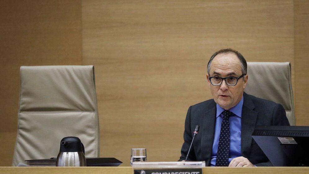 Foto: Fernando Restoy, exvicepresidente de la CNMV y exsubgobernador del Banco de España (Efe)