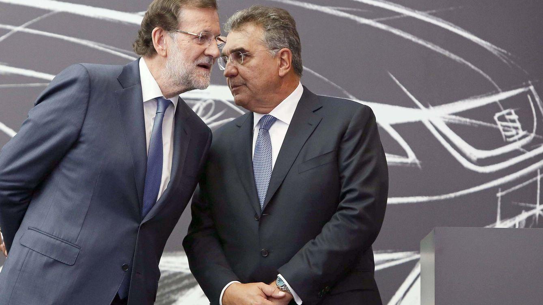 Francisco Javier García Sanz dejará su puesto en Volkswagen por la reestructuración