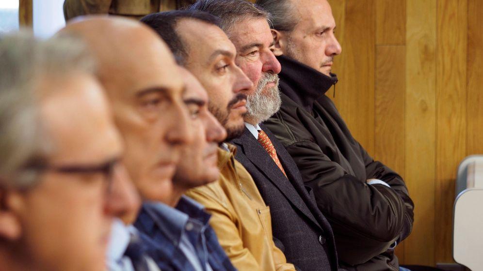 Foto: La Audiencia Provincial de Lugo acoge el inicio del juicio por la llamada operación Campeón. (EFE)