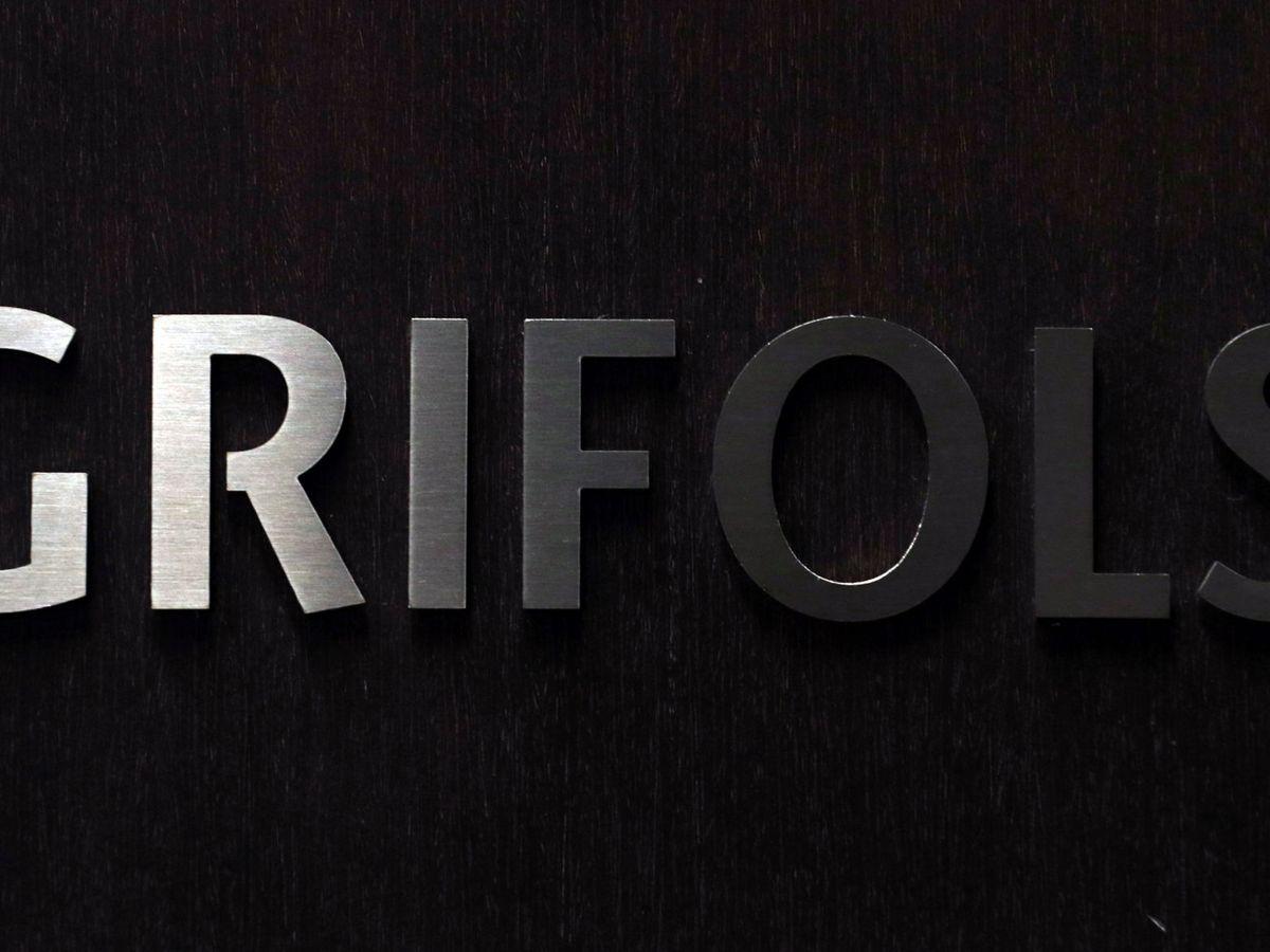 Foto: Logo de Grifols. (Reuters)
