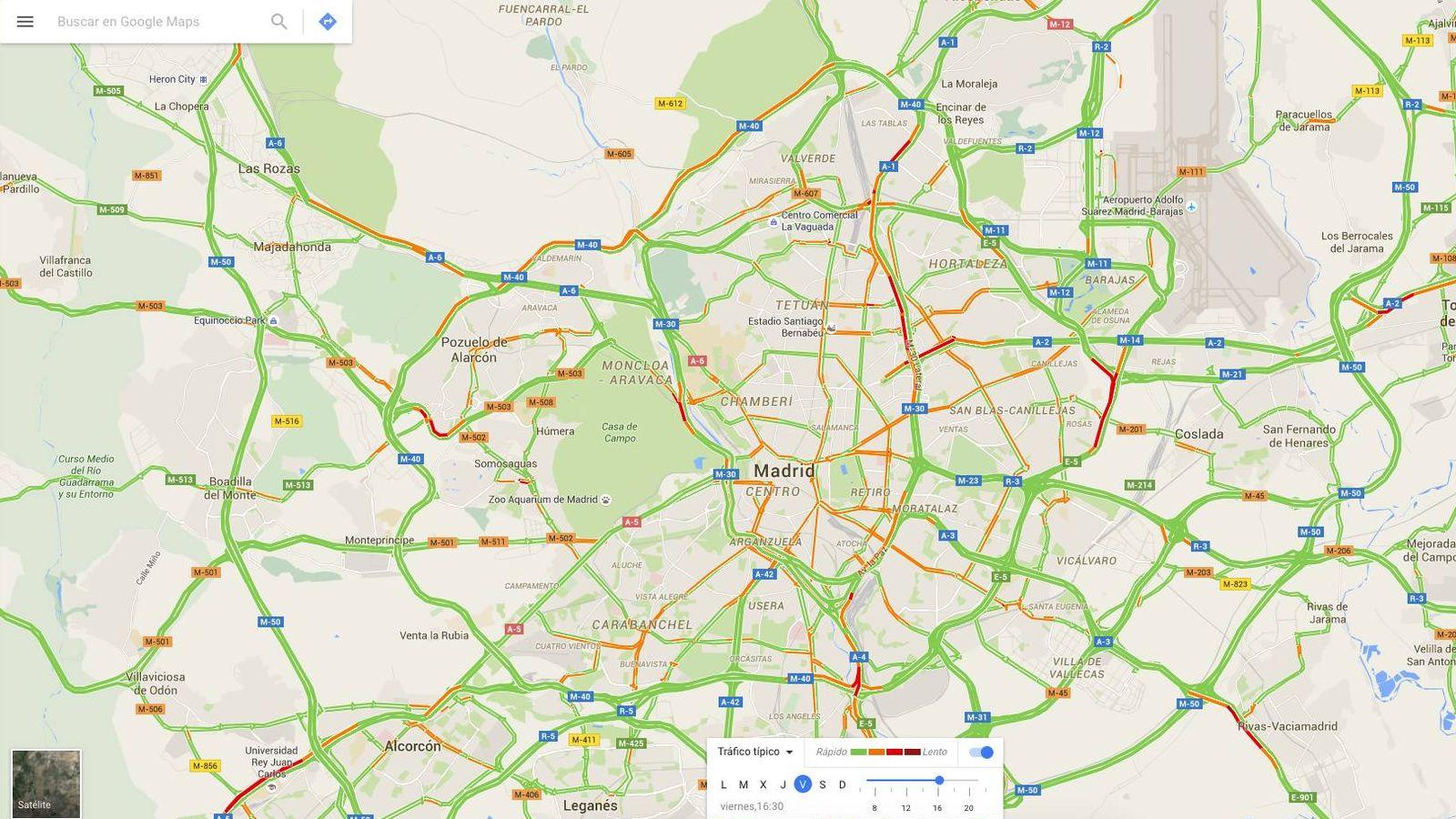 Google diez trucos desconocidos de google maps sin los que no google diez trucos desconocidos de google maps sin los que no podrs vivir gumiabroncs Gallery