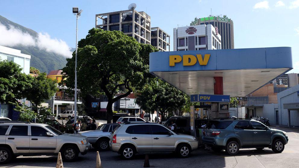 EEUU bloquea 7.000 M en activos de la petrolera estatal de Venezuela, PDVSA