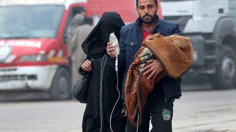 Retrasos y bombardeos durante la evacuación de civiles y rebeldes de Alepo