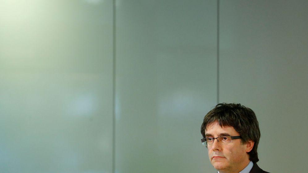 Foto: Puigdemont, durante su estancia en Berlín. (Reuters)