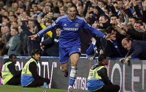 Un Torres en estado de gracia da al Chelsea la victoria ante el City