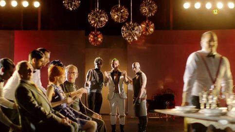 La transgresora imagen de David Muñoz en la nueva promo del 'El Xef'