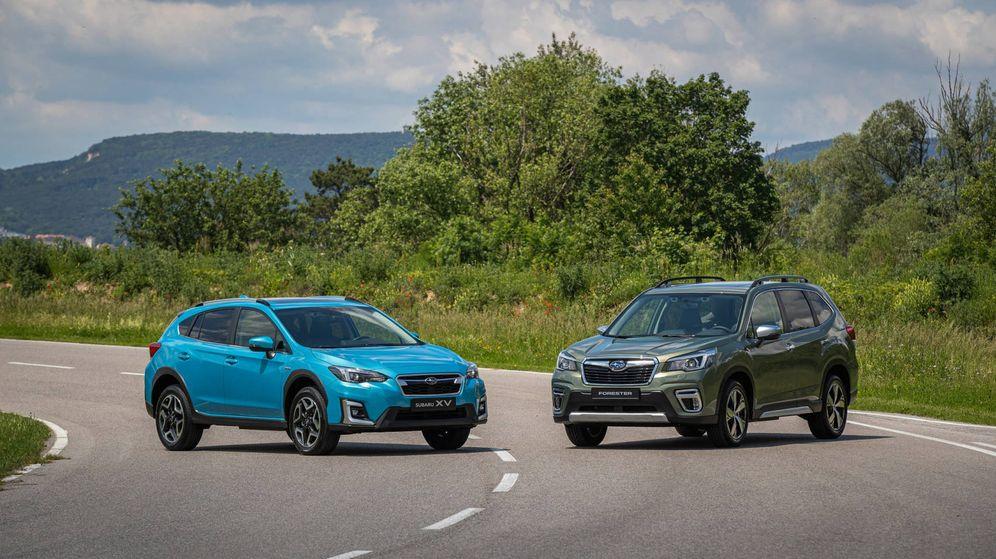 Foto: Una tecnología híbrida muy innovadora llega a los Subaru Forester y XV.