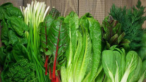 Las verduras de hoja verde que mejor sientan a tu cuerpo