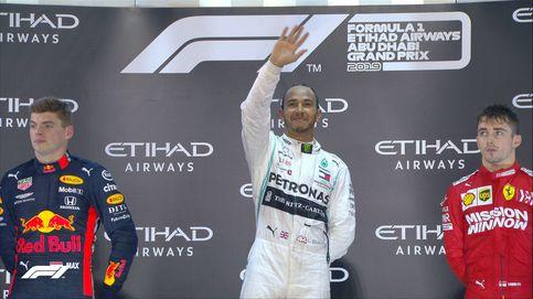 La victoria de Hamilton y el épico final de Carlos Sainz para cerrar su mejor año en F1