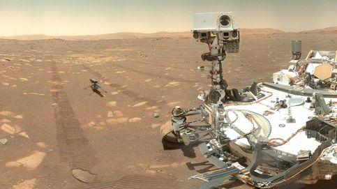 Este es el primer parte meteorológico de Marte, y lo ha conseguido un invento español