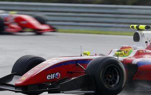 Merhi pone más emoción a las World Series con otro podio y acercándose a Sainz Jr