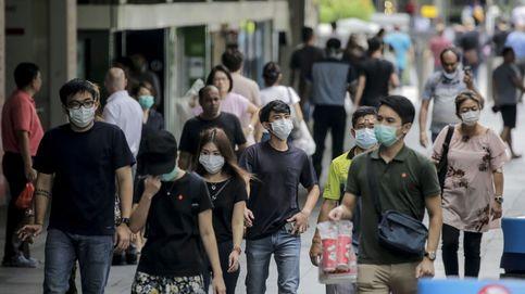 Singapur se rinde: entra en cuarentena tras una fuerte segunda ola de contagios