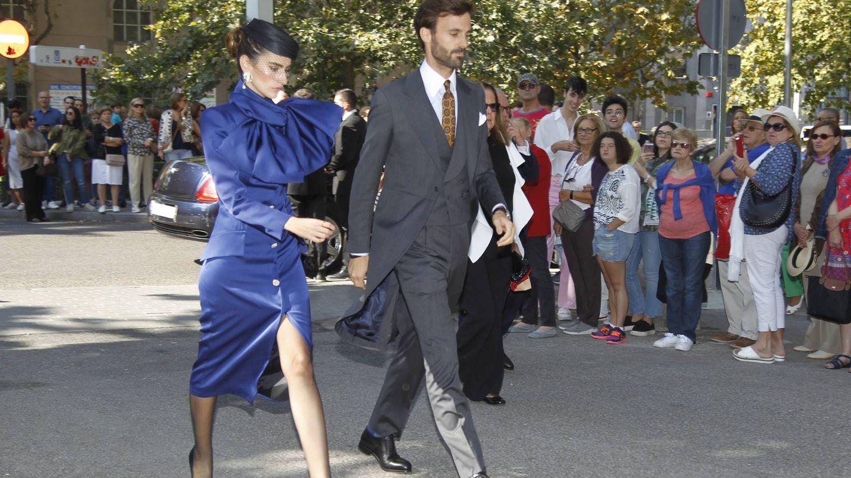 Alejandra Domínguez y Enrique Solís. (CP)