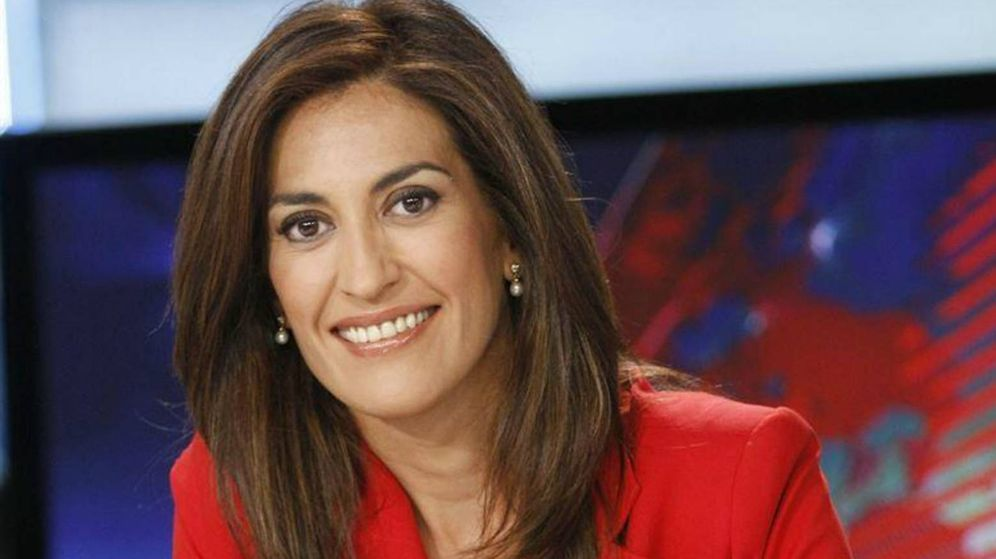 Foto: Ana Samboal, presentadora de 'Trece al día'. (EC)