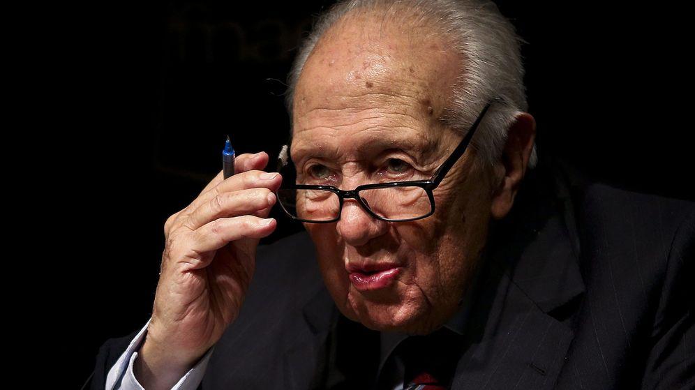 Foto: El histórico político socialista, Mario Soares, en una imagen de archivo. (EFE)