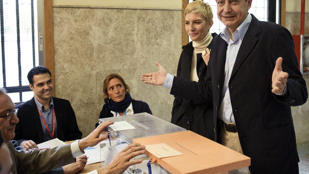 Laura, una de las hijas de Zapatero, abandona el look gótico