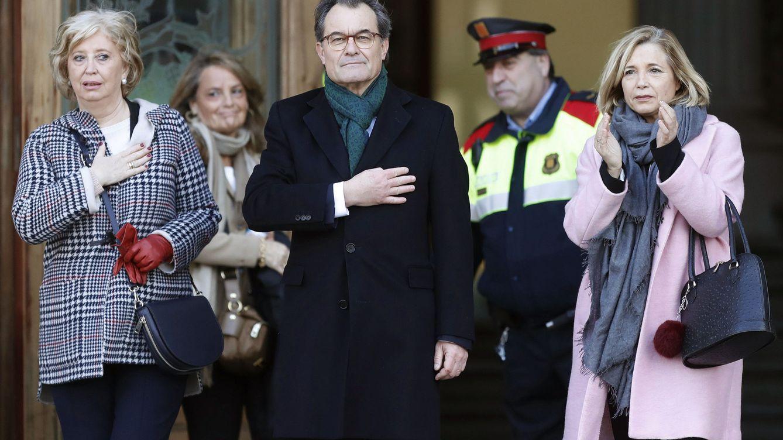 El Supremo revisa el 6 de noviembre la condena de Artur Mas por el 9-N