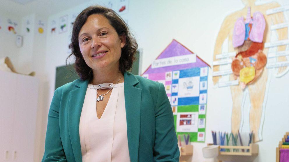 Un colegio dedicado a niños con trastornos del lenguaje