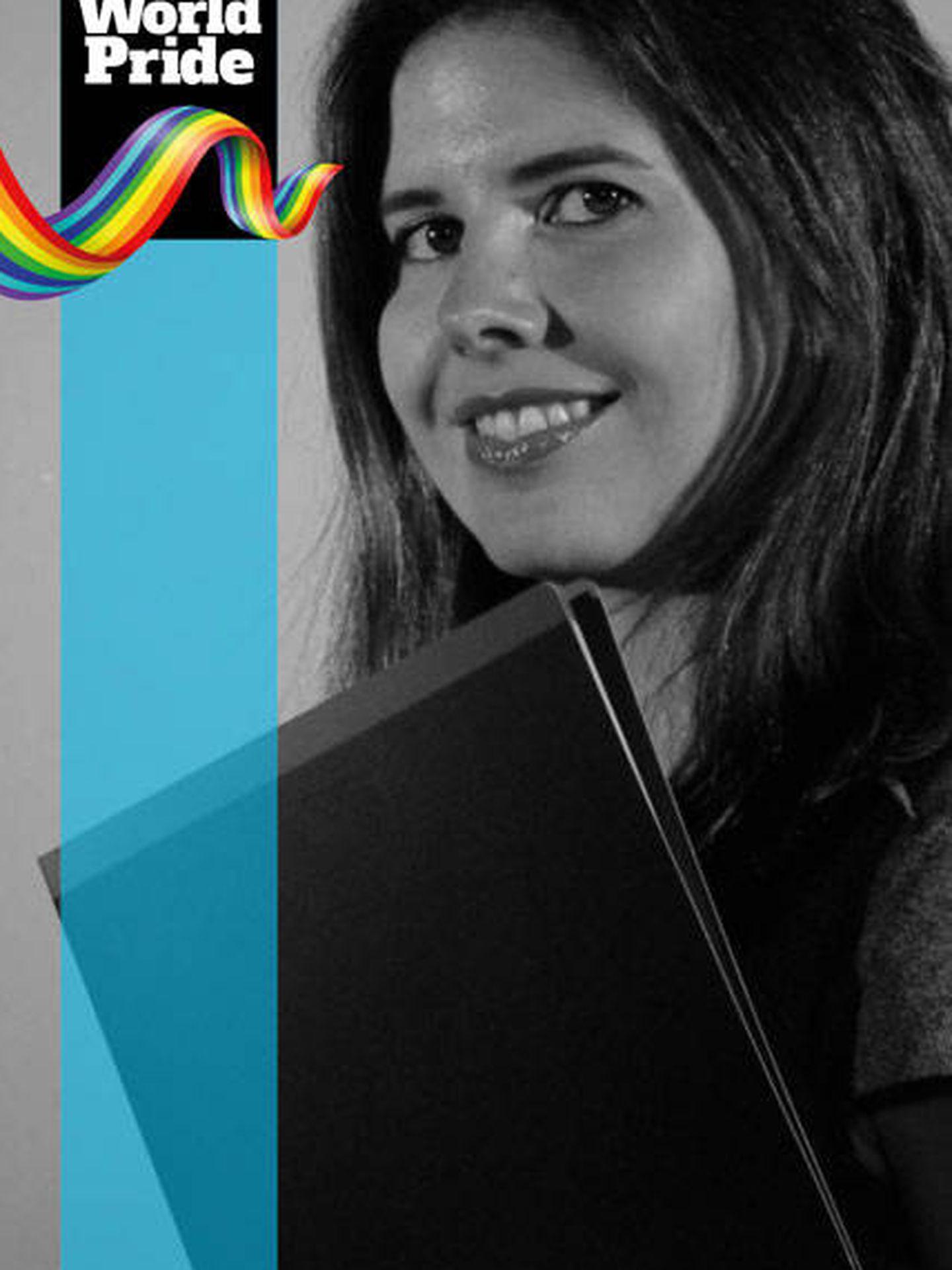Orgullo LGTBI 2017: Marta González.