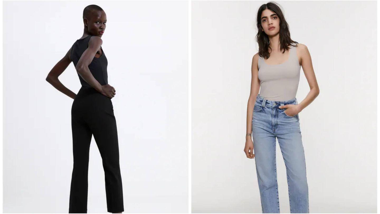 Nueva camisera básica de Zara. (Cortesía)