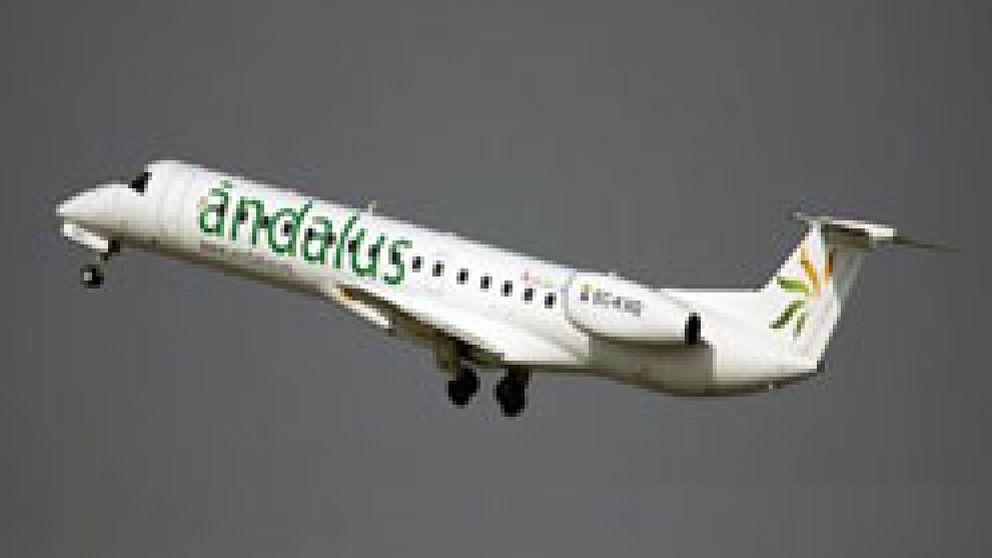 Andalus airlines, investigada por Fomento y financiada por la Junta, busca inversores para sobrevivir