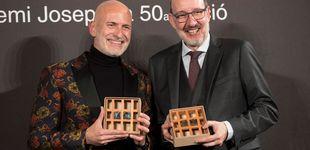 Post de Alejandro Palomas gana el Premio Nadal con su novela 'Un amor'