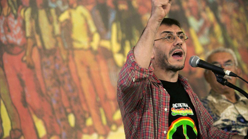 Monedero reprocha en el Rototom que Israel dé lecciones sobre DDHH