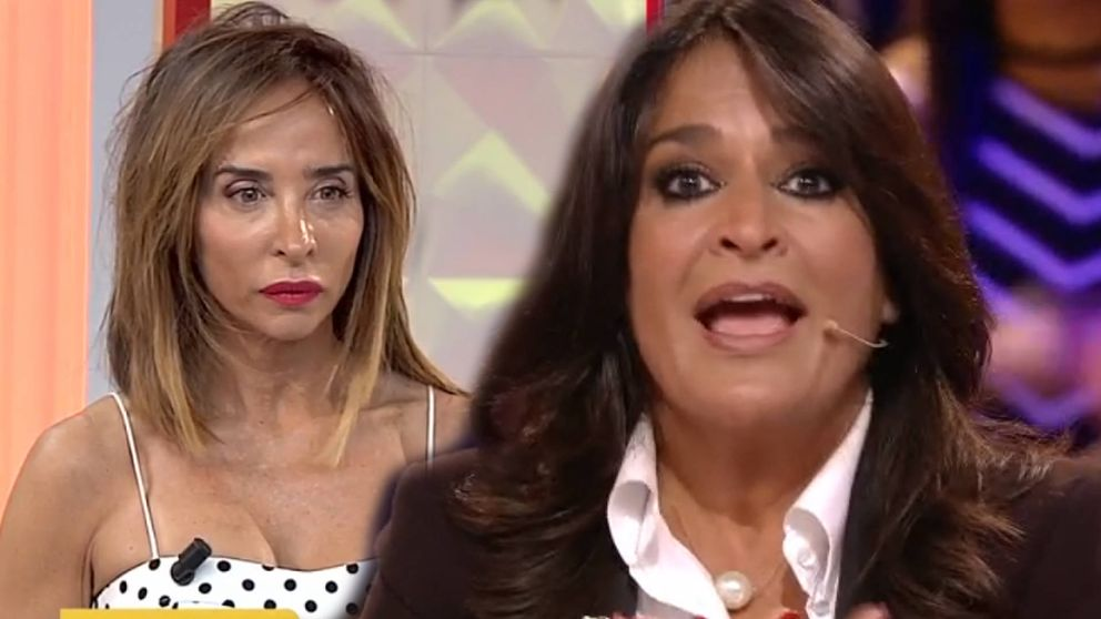 Aída Nízar machaca a María Patiño: Eres envidiosa, una frustrada, mala gente