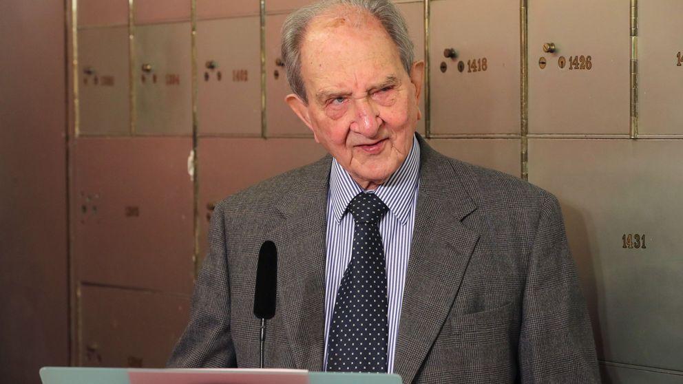Sánchez-Albornoz, un historiador preso en el Valle de los Caídos: Es una vergüenza
