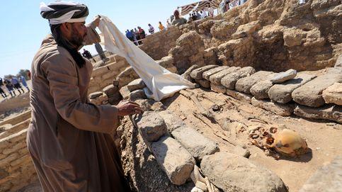 Arqueólogos desentierran la 'Ciudad Dorada Perdida'