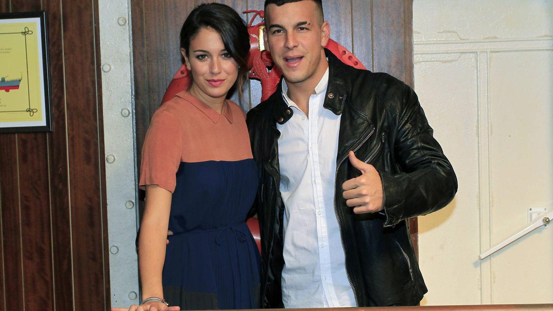 Mario Casas y Blanca Suárez en una imagen de 2012. (Gtres)