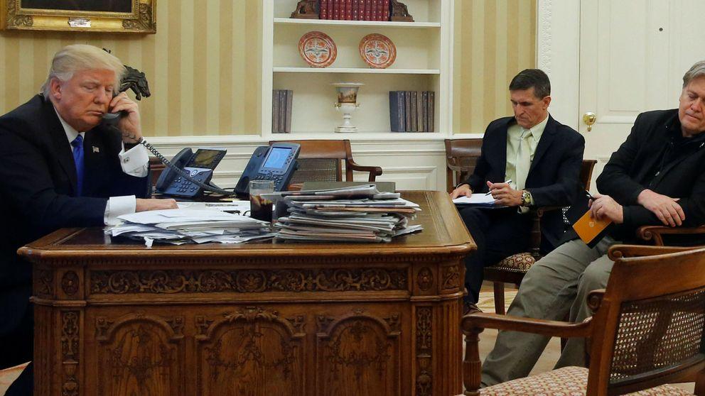 Steve Bannon: la línea dura de la Casa Blanca toma el control