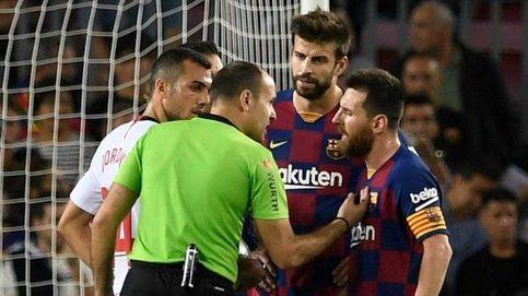 La razón por la que (como dijo Dembelé) Mateu Lahoz es un árbitro muy malo
