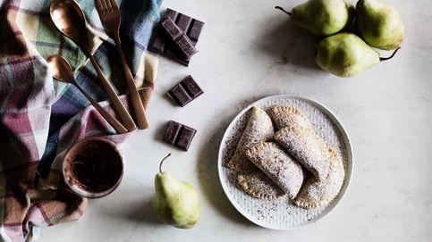 Empanadillas de chocolate y pera: una merienda deliciosa