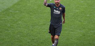 Post de La sombra de Lewandowski: el orgullo de Messi también está en juego frente al Bayern