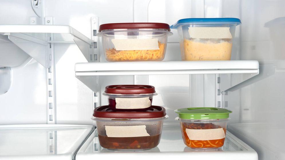 Foto: La organización previa de la nevera y el congelador es fundamental. (iStock)