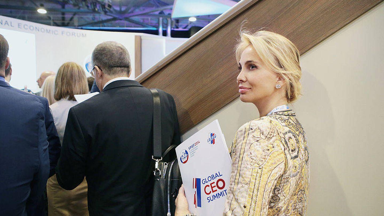 Corinna Larsen, en una imagen de archivo. (Getty)