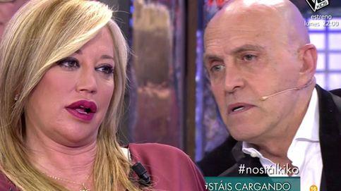 Kiko Matamoros saca de sus casillas a Belén Esteban: Se ha creído su personaje
