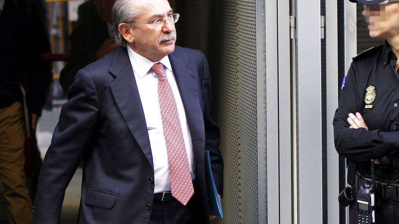El expresidente de Sacyr Luis del Rivero. (EFE)