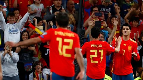 España - Malta en directo: resumen, goles y resultado