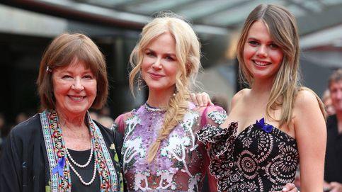 Lucia Hawley, ¿la Nicole Kidman del futuro? Así es la sobrina-clon de la actriz