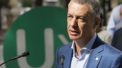 El lehendakari llama a los vascos a blindar Euskadi ante el caos de España
