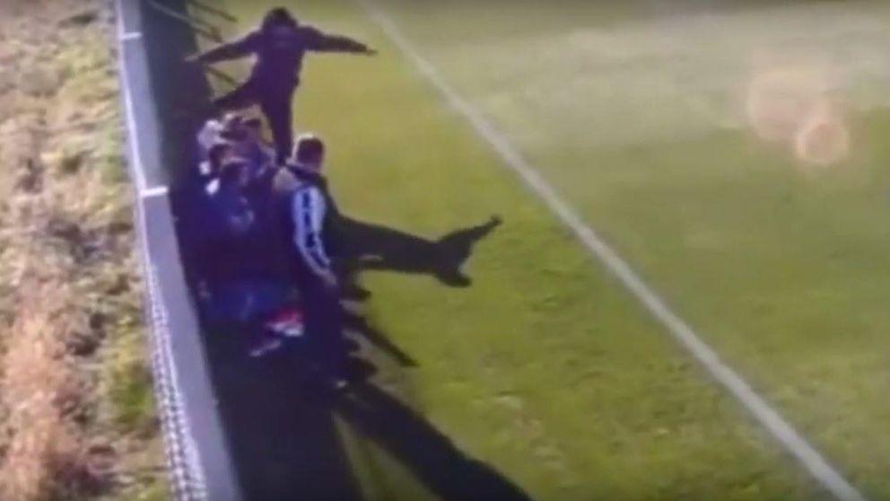 La brutal agresión de un técnico a un jugador de 16 años por ir al McDonald's