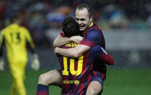 El Barça podría abrazar el contragolpe para 'apagar' Anoeta