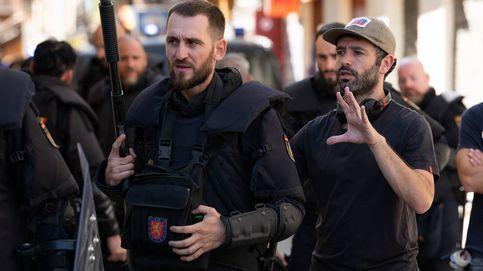 La serie 'Antidisturbios' enerva a los policías: Hay violencia y cocaína gratuitas